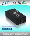 De alta calidad mini 3g a hdmi convertidor de sdi/sdi al convertidor hdmi