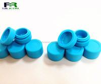 3ml non-stick glowing FDA butane hash oil silicone container