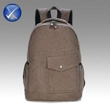 2015 Laptop/notebook/tablet bag backapck canvas