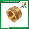 Good quality hot sale brass bushing copper pipe fittings