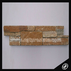cement back culture slate, natural slate