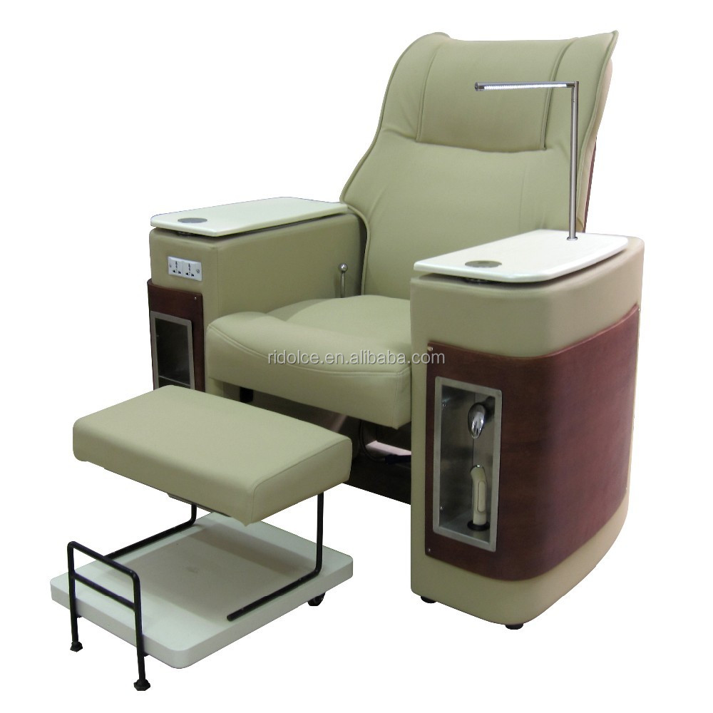 Foot Massage Sofa Chair Salon Furniture Using Reflexology Sofa Chair Tkn 3m00