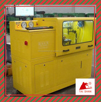 TAI SHAN brand Any color CRSS-C comoon rail system test bench with double Fuel Measurement System