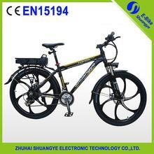 shuangye 24 speed gears fashion mountain electric bike
