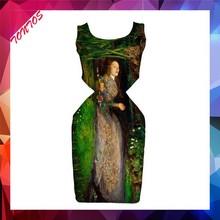 newest style new ladies fashion dress 2015 design