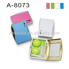 A-8073 full eye contacts lenses case