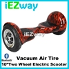 2015 shenzhen factory iEZway newest 10inch air tire two wheel scooter