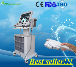 Big Sale!!! Hifu face Beauty HIFU Machine For waist hips back tightening bags under the eyes