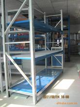 China golden supplier of adjustable knock down goods shelf for warehouse storage solutions