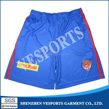 Colourful basketball shorts