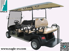 Electric Utility Car, with back seats CE Approved 6 seat Electric Utility Car,EG2048KSF