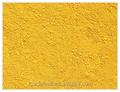 Amarillo Natural óxido de hierro pigmento utilizado para asfalto, goma, pintura y recubrimiento
