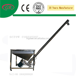 Performance Easy Installation Cement cement screw conveyor for sale