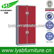 marine steel metal locker,4 door locker,steel locker