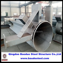 architectural structural steel fabrication