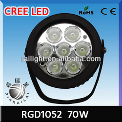 4x4 Offroad Led Work Lights 70W RGD1052 Ford Focus Drl with IP68