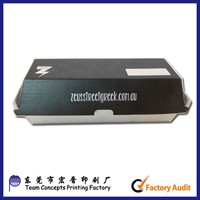 wholesale cheap corrugated paper chicken nuggets packing box