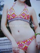 2012 fashion leopard swimsuit