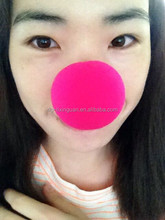 China soft foam nose for playing game