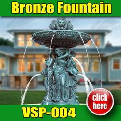 Hot Selling water fountain designs garden with Best Price
