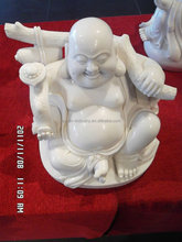 Hand carved Marble buddha