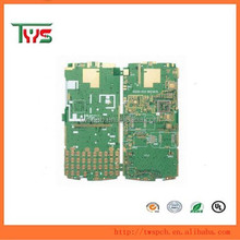Singolo- doppia faccia pcb pcb e prtotype/multistrato osp lavatrice pcb costruttore della scheda