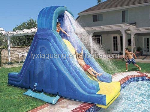 Inflatable Swimming Pool Slide For Inground Pools Buy Inflatable Pool Slide Inflatable Pool