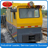Diesel Electric Locomotive with Safe braking control system