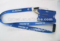 Safety neck strap