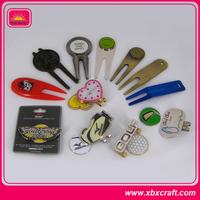 golf divot tool golf equipment/magnetic golf ball marker
