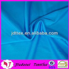 Bright single jersey nylon lycra spandex fabric with many colors stocks