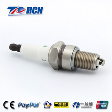 Stable production & excellent quality F5RTPP/F6RTPP/F7RTPP applied for Suzuki Motors AN-125/GN-125H/AX-100 spark plug