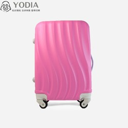 The fashion design travel trolley luggage bag parts