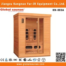 2 peopel steam sauna shower combination room KN-003A