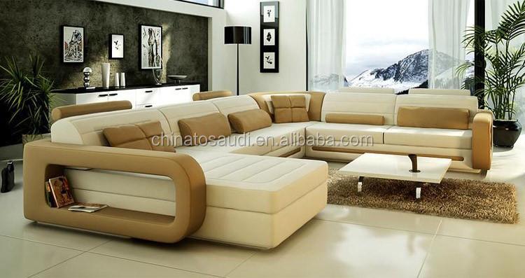 Moderne canapé en cuir meubles-Canapé salon-Id du produit ...