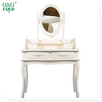 Nice Quality Unique Clearance Goods Dressing Table Set