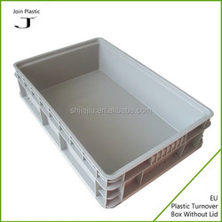 Stackable plastic photograph storage boxes