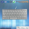 Tablet PC Accessories Wired Keyboard with 30 pin 8 pin Lightening Connector