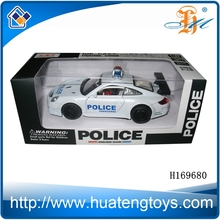 hot selling 1 32 scale licensed alloy diecast simulation police model cars for sale
