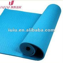 pvc yoga mat with nice print pattern