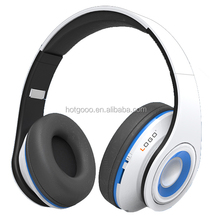 Low price High tone quality of stereo foldable sweatproof Bluetooth earmuff for younger