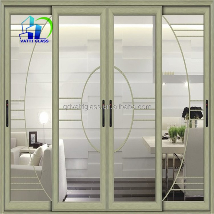 Tinted sliding glass doors used garage tempered glass for Sliding glass garage doors