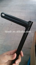 Anodized Powder coated special types aluminum bending