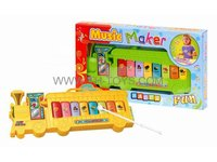 Good quality piano dynatone duff musical instrument musical xylophone toys
