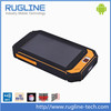 IP67 Fingerprint reader biometric rugged android tablet