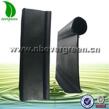 black plastic garden edging