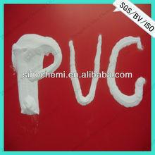 With SGS/ISO/BV Certification for plasticizer making pvc resin manufacturer Full K value series SG3/SG5/SG8 PVC resin