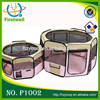 2015 Hot Sale Polyester Playpen for Puppies Outdoor Fence