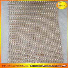 Wholesale Pearl Diamond Rhinestone Ribbon Wrap Bulk Wedding Decorations, Party Supplies