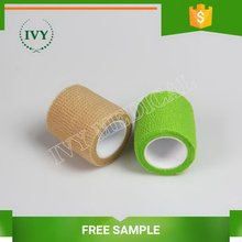 Excellent quality useful patterned hospital cohesive bandage